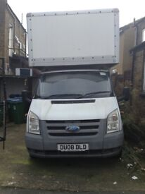 Ford Luton van 08 plate for sale
