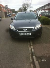 Ford Mondeo 2008 Metallic Grey