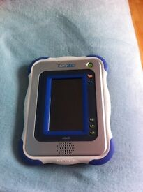 Blue innotab good condition