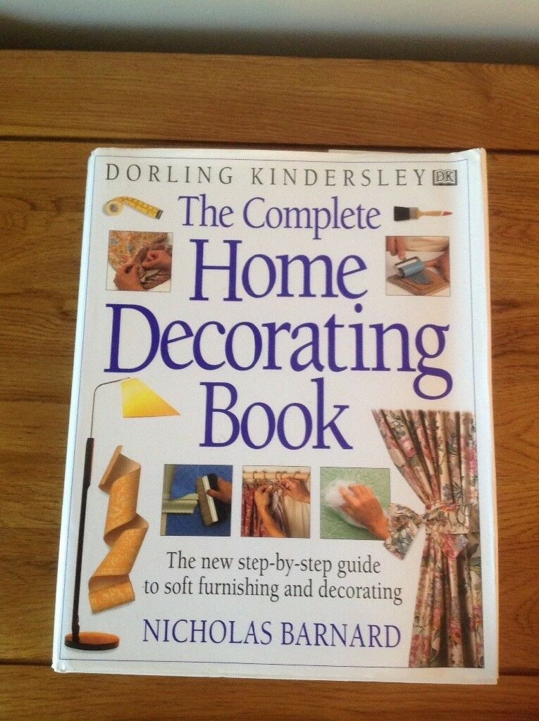 Decorating book