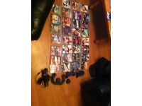 PS3 with 30plus games and extras