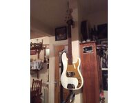 Fender Bass Guitar Refurbished 1997 Model