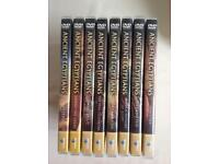 8 ancient Egypt dvds
