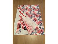 Single duvet cover and pillowcase- England Football