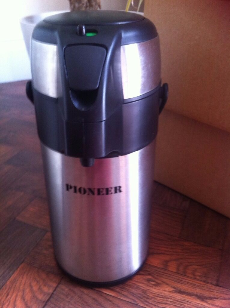 Pioneer large hot water flask