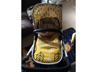 Cosatto Giggle 2 pushchair and all accessories ***LOOK***