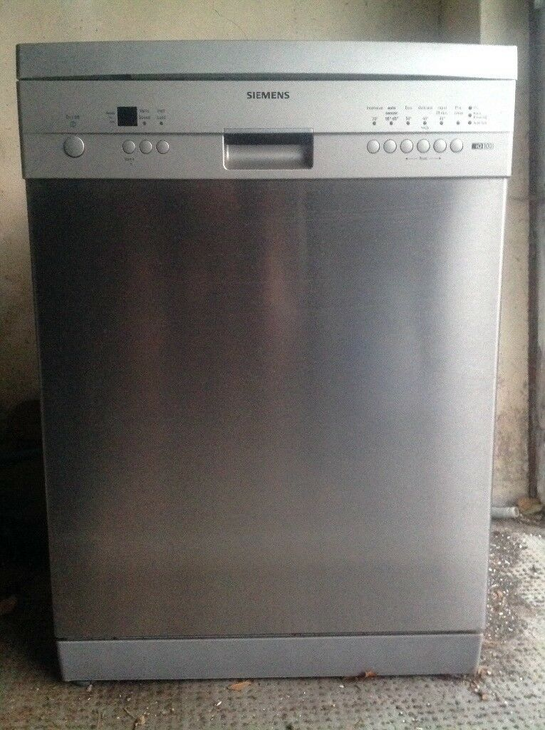 Sorry now sold. Siemens iq100 dishwasher in stainless steel | in.