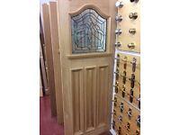 Estate Crown External Hardwood Door