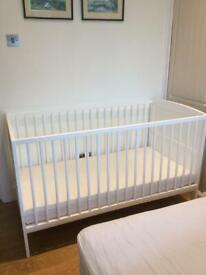 Hudson Cot bed