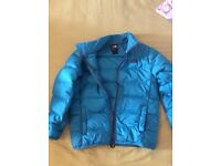 North face coat age 10-12