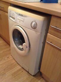 Free washing machine to collector