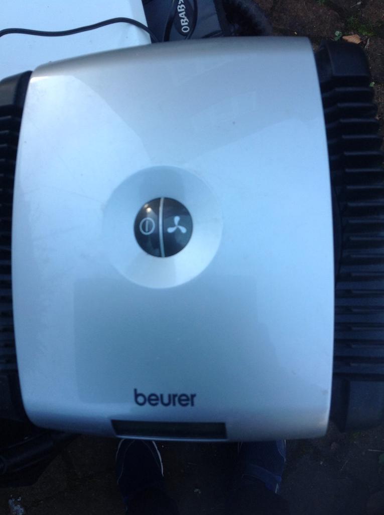 Beurer LW110 Air Washer Black