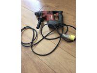Hilti TE5 110 volts hammer drill