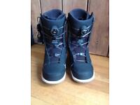 Nike SB Vapen X Boa snowboarding boots. Size 8.