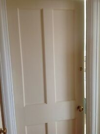 Wooden internal doors from 1930s house. Different sizes. £5 each