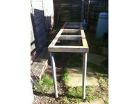 steel welders bench/table