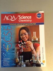 AQA study/revision books - Science