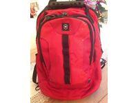 Victorinox trooper backpack