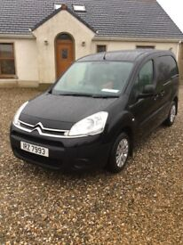 2015 Citroen Berlingo 850 Enterprise Hdi 90 bhp van