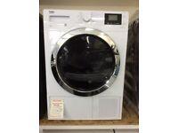 Beko heat pump condensing dryer new/graded 12 mth gtee rrp £469