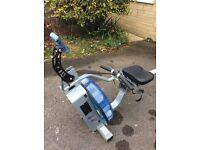 Rowing machine FluidRower S250 water rower
