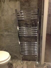Towel Radiator 1200x500mm *unopened brand new*
