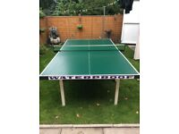 """Sven"" table tennis table for sale"