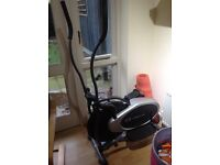 Body Sculpture BE5920 Fan Elliptical Trainer £70 almost new