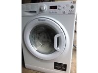 HOTPOINT WASHER SUPER FAST 1600 SPIN SPEED