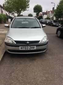 Cheap 1.2 Vauxhall corsa low miles Swaps welcome