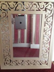 Two mirrors can be sold separately Tidy Clean