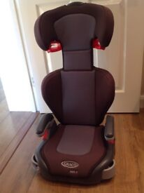 Graco Junior Car Seat Maxi High Back Booster without harness