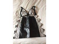 PVC Style like dresses/skirts