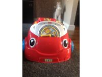 Fisher price laugh and learn smart stages car