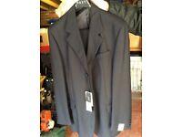 Next Men's suit navy blue
