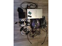 Sony PS2 Console, 38 Games, 8MB Memory Card, 3 Controllers, Eyetoy Camera and All Leads