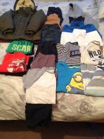 Boys clothes bundle. Age 6-8
