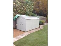 Tongue & Groove Apex Garden Shed - 12 foot x 6 foot