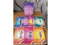 Rainbow Magic Showtime Fairies book set