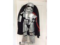 Brand new Star Wars costume. Never warn