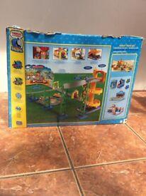 Thomas & Friends Take Along Fun on the Run Set.