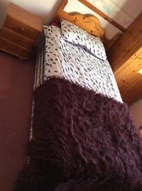 Single 2 Drawer Orthopaedic Divan Bed & Headboard