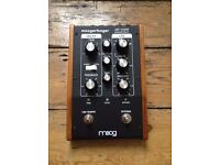 Moogerfooger MF-104M Delay Pedal, As New and Rare!