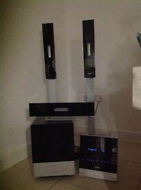 Phillips surround sound and cinema system