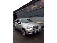 Oct 2009 BMW X5 XDrive 4X4 35D M-Sport Auto 7 Seater in STUNNING Condition