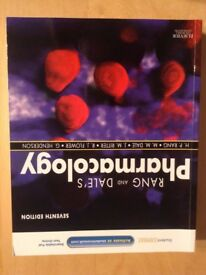 Rang and Dale's Pharmacology 7e Textbook