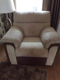 Electric Recliner Chair - under a year old!