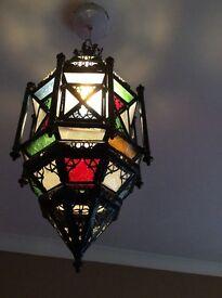 Morrocan lights