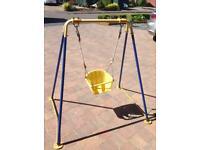Baby /toddler swing