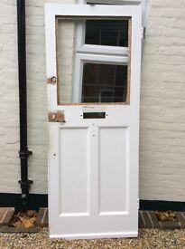 Old front door - free